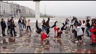 KPOP RANDOM PLAY DANCE in IZMIR,TURKEY on a rainy day
