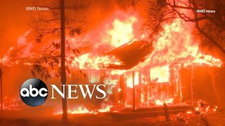 Wildfires continues to ravage through Southern California as conditions worsen