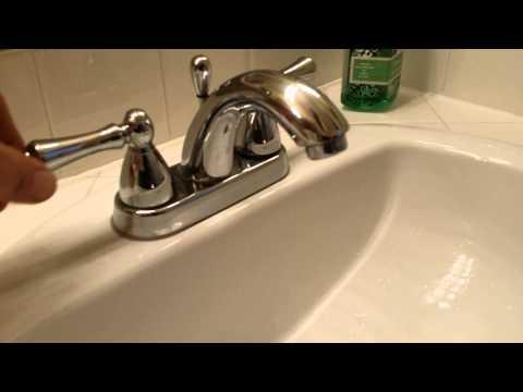Upper Jack n Jill faucet