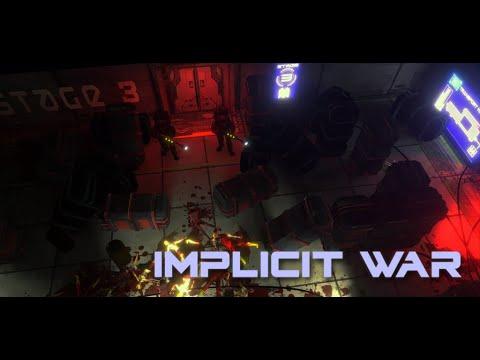 Implicit war - release trailer for GoogleStore