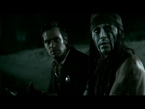 'The Lone Ranger' Trailer 2 HD