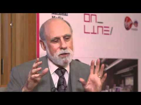 Vint Cerf - Full interview at Life Online