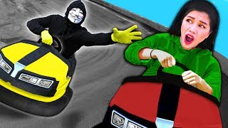 I SURVIVE SCARIEST HACKER CHASE (Project Zorgo Dance Battle Royale)
