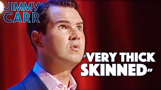 The Death of The Elephant Man   Jimmy Carr: Stand Up