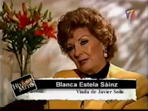 JAVIER SOLIS SU ENFERMEDAD Y MUERTE CONTADA POR SU VIUDA BLANCA ESTELA SAINZ.