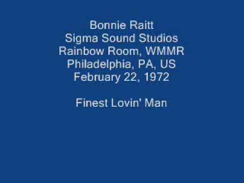 Bonnie Raitt 07 - Finest Lovin' Man
