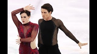 Tessa Virtue and Scott Moir's Free Dance in Team Figure Skating | Pyeongchang 2018