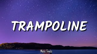 SHAED & ZAYN - Trampoline (Lyrics)