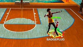 LEGEND MIDGET 5'7 SHARPSHOOTER DESTROYS AT THE COMP STAGE in NBA2K21!