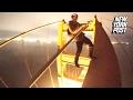 2 teenagers climb 746-feet-high Golden Gate Bridge without..