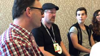 Adventure Time: Tom Kenny & John DiMaggio Interview