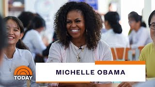 Michelle Obama's Full Interview With Jenna Bush Hager From Vietnam | TODAY