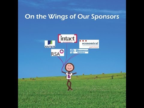 IBAA Guy on the Wings of Our Sponsors