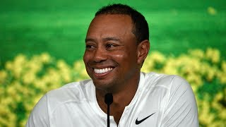 Tiger Woods: Tuesday Press Conference
