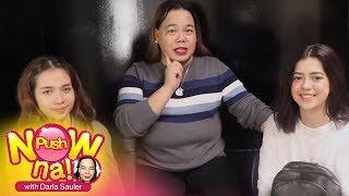 Push Now Na: Kristel Fulgar and Sue Ramirez Bag Raid
