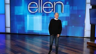 Kris Jenner Got Ellen Sick, and Ellen Is Not Happy About It