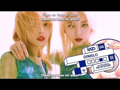 KARD - DIMELO [Sub Español + Hangul + Rom] HD