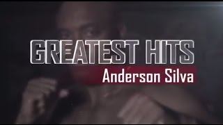 UFC 183: Anderson Silva's Greatest Hits