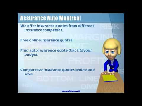 Assurance Auto Montreal Canada - assuranceautomontreal.ca