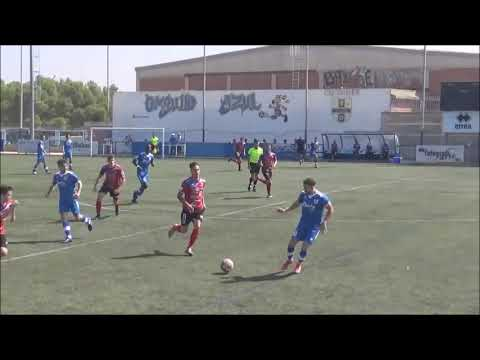 (RESUMEN y GOLES) CD Giner 1-2 CF Épila / J 1 / 3ª División