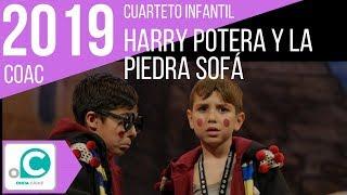 Cuarteto infantil, Harry potera y la piedra sofá - Semifinal