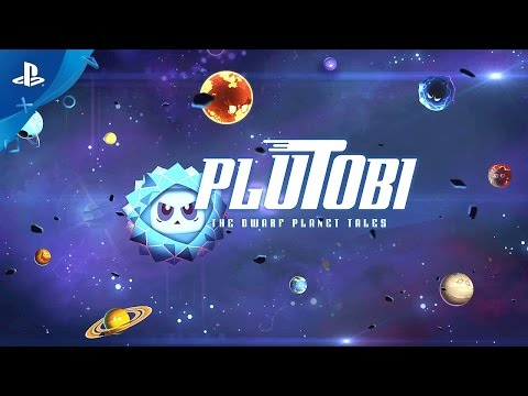 Plutobi : The Dwarf Planet Tales Trailer