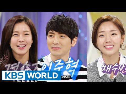 Hello Counselor - Lee Junhyeok, Gyeong Sujin, Lee Sangyeob, & Chae Subin (2015.03.09)
