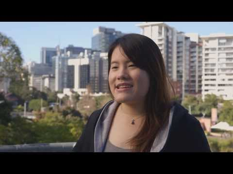 Study in Brisbane: Debbie from Singapore