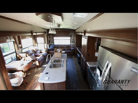 2017 Forest River Cardinal 3850 RL Fifth Wheel • Guaranty.com