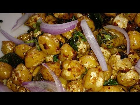 Easy & Simple Masala  Chana (మసాలా శెనగలు తయారీ) By Attamma TV ::. - Smashpipe Food