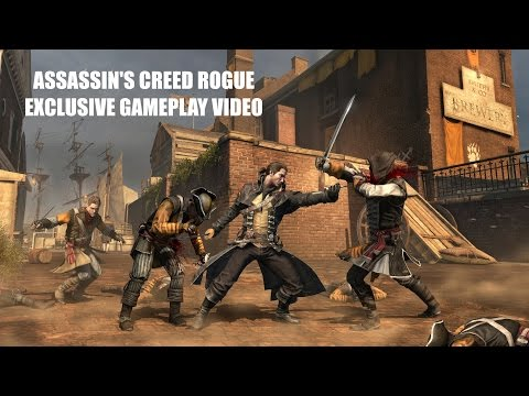 Assassin's Creed Rogue Brand New Gameplay