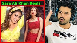 PAKISTANI react to Sara Ali Khan Reels