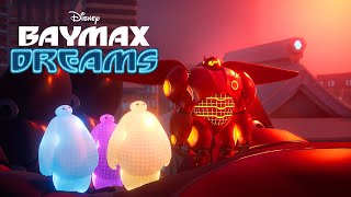 Baymax Dreams   Part 2   Compilation    Big Hero 6 The Series   Disney XD