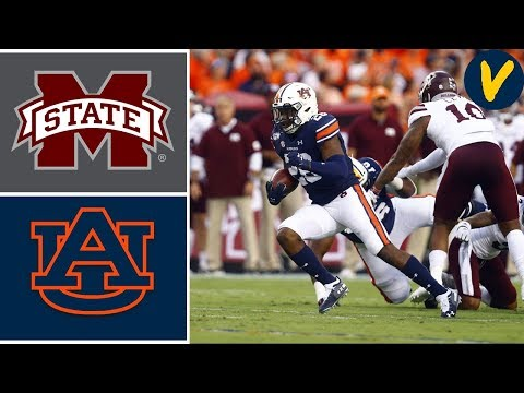 Mississippi State vs #7 Auburn | Week 5 | College Football Highlights | 2019