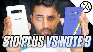 Samsung Galaxy S10 Plus vs Galaxy Note 9