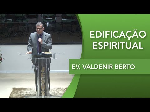 Ev. Valdenir Berto   O poder da língua   Tiago 3   13 08 2019