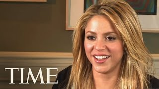 TIME Magazine Interviews: Shakira