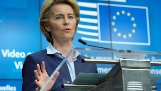 EU Commission proposes €750 billion recovery fund in wake of Covid-19 crisis