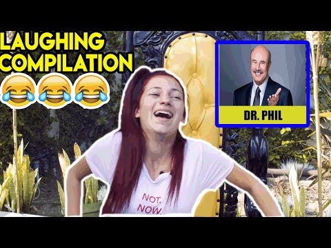 Danielle Bregoli Laughing Compilation
