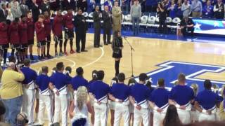 Kirstie Maldonado - National Anthem [1.21.17]
