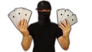 NTN - Trò Đùa Trộm Cửa Hàng Iphone Và Cái Kết (Breaking into the iphone store prank)