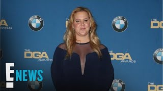 Amy Schumer Is Pregnant With Her First Baby | E! News