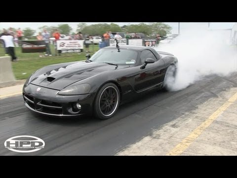 Supra vs Twin Turbo Viper - TX2K12