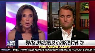 Del. Jason Miyares Discusses Charlottesville White Nationalist Rally on Fox News
