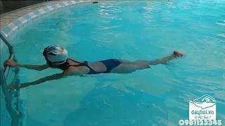 Học Bơi Sải - Dạy Bơi Chi Tiết Kỹ Thuật Từng Bước Cơ Bản Nhất Trong Bơi Trườn Sấp ( Bản Full )