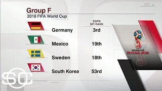 Taylor Twellman: Mexico cannot be happy with draw | SportsCenter | ESPN