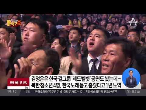 """통편집한 '레드벨벳'…""""북 주민, USB로 몰래 시청"""""""