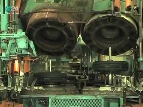 Sameer Africa Limited Tyre Manufacturing Process