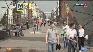 Жара в Омске спадёт к началу следующей недели