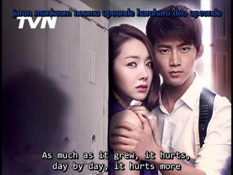 Because love grows (who are you OST) - Yoo Seung Eun [ENG + ROMsub]